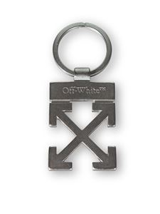 Off-White - Metal Arrows keyring