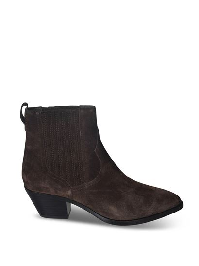 Ash - Floyd Bis ankle boots in brown