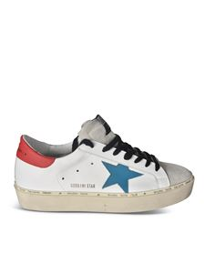 Golden Goose - Hi Star Classic sneakers in white