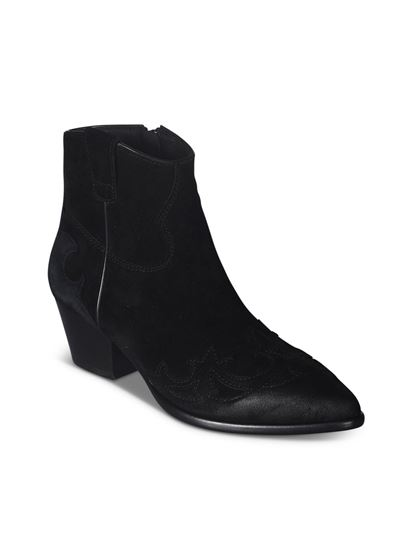 Ash - Harlow ankle boots in black