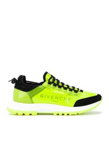Givenchy - Sneakers da running Spectre gialle