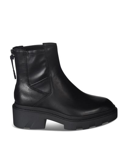 Ash - Magma ankle boots in black