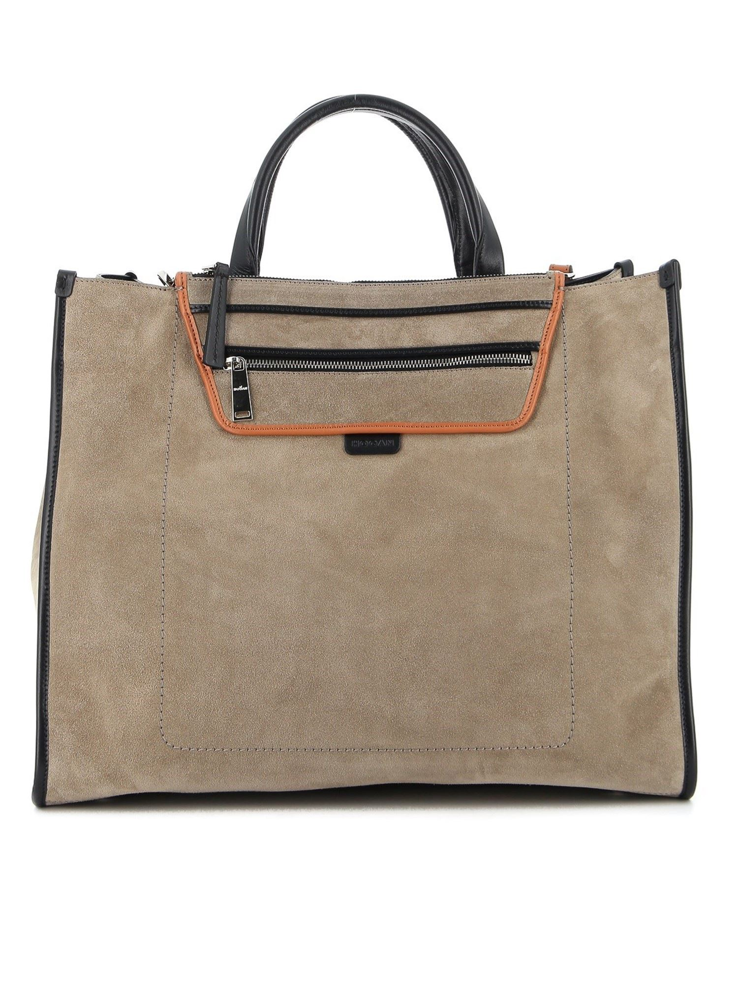 Hogan Totes H01H LARGE TOTE IN GREY