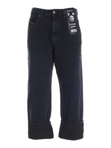 Diesel - D-Reggy jeans in black