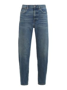 POLO Ralph Lauren - Balloon fit stretch denim jeans in blue