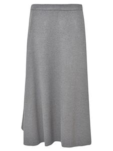 Max Mara - Ostile skirt in grey
