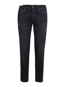 PT05 - Jeans Design Rock nero