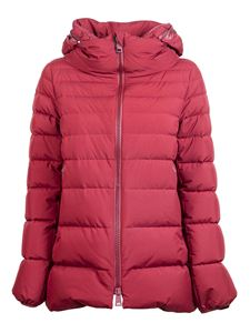 Herno - Laminar down jacket in red