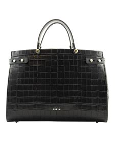 Furla - Lady large tote in black