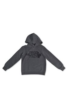 Dsquared2 - Relax hoodie in grey