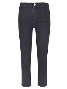 J Brand - Adele Mid Rise jeans in black