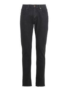 Drumohr - Jeans in denim nero