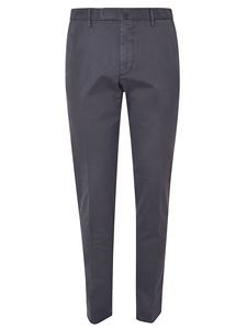Incotex - Chino Slim Fit Comfort grigi
