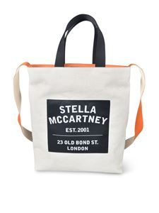 Stella McCartney - Medium Tote bag in beige