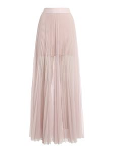 Patrizia Pepe - Tulle maxi skirt in purple