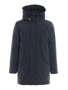 Woolrich - Marine hooded padded parka