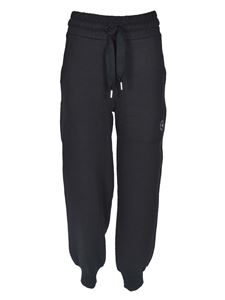 Adidas by Stella McCartney - Pantaloni tuta neri