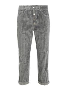 Dondup - Koons trousers in grey