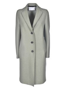 Harris Wharf London - Unlined coat in sage green