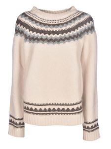 Max Mara Weekend - Ravello pullover in ivory color