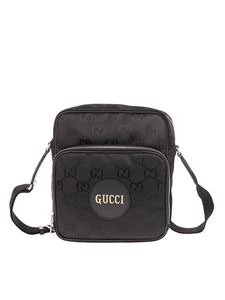 Gucci - Off The Grid messenger bag in black