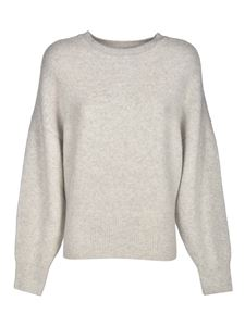 Isabel Marant Étoile - Duffy pullover in light grey