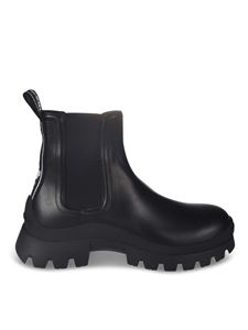 Dsquared2 - Tank Tape ankle boots in black
