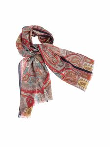 Etro - Sciarpa Delhy multicolor