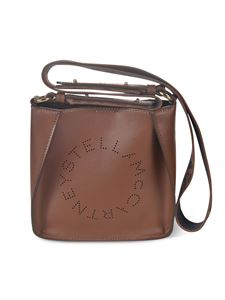 Stella McCartney - Eco Soft Hobo bag in brown