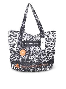 Adidas by Stella McCartney - Tote bag in black and white