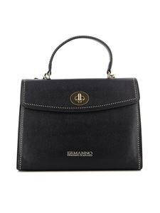 Ermanno Scervino - Gianna winter tote in black