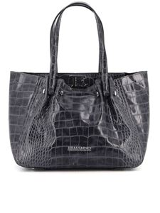 Ermanno Scervino - Giovanna small tote in grey