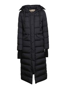 Herno - Chamonix padded coat in black