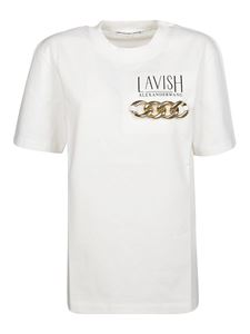 Alexander Wang - Lavish T-shirt in white