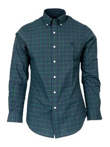 POLO Ralph Lauren - Check patterned shirt in green