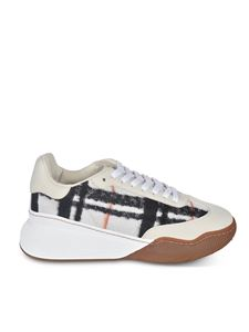 Stella McCartney - Loop sneakers in white
