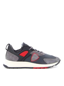 Philippe Model - Royale Mondial sneakers in grey
