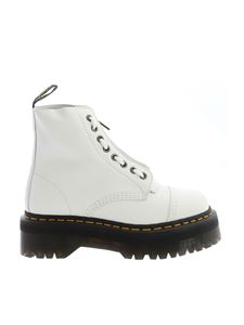 Dr. Martens - Sinclair ankle boots in white