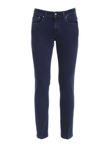 Fay - 5-pocket jeans in blue