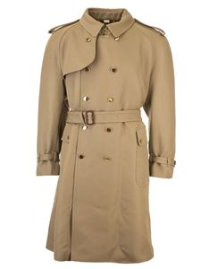 Gucci - Gucci wool trench coat in camel color