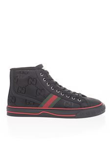 Gucci - Gucci Off The Grid high sneakers in black