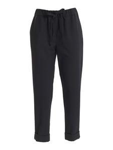 Semicouture - Buddy pants in black