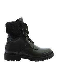 Moncler - Patty ankle boots in black