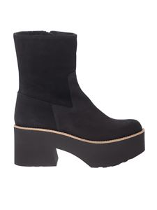 Paloma Barceló - Covil ankle boots in black