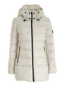 Dekker - Miriel down jacket in cream color