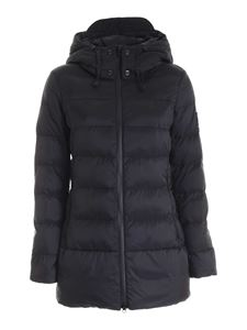 Dekker - Miriel down jacket in black