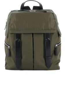 Orciani - Planet backpack in green