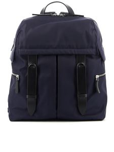 Orciani - Planet backpack in blue