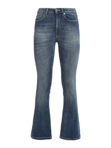 Dondup - Mandy bootcut jeans in blue