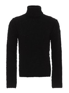 Dolce & Gabbana - Wool turtleneck in black